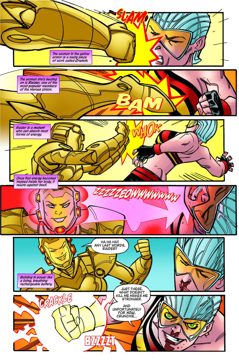 STARTUP #1   PAGE 7  SITCOMICS
