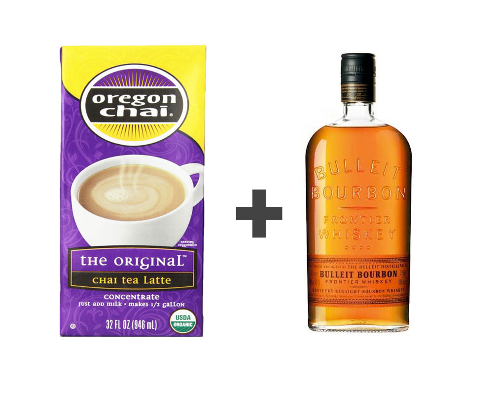 Chia + Bourbon