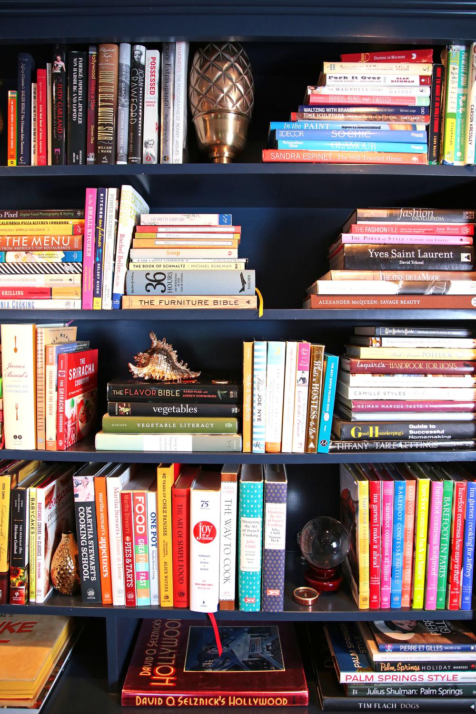 bookcase landscape