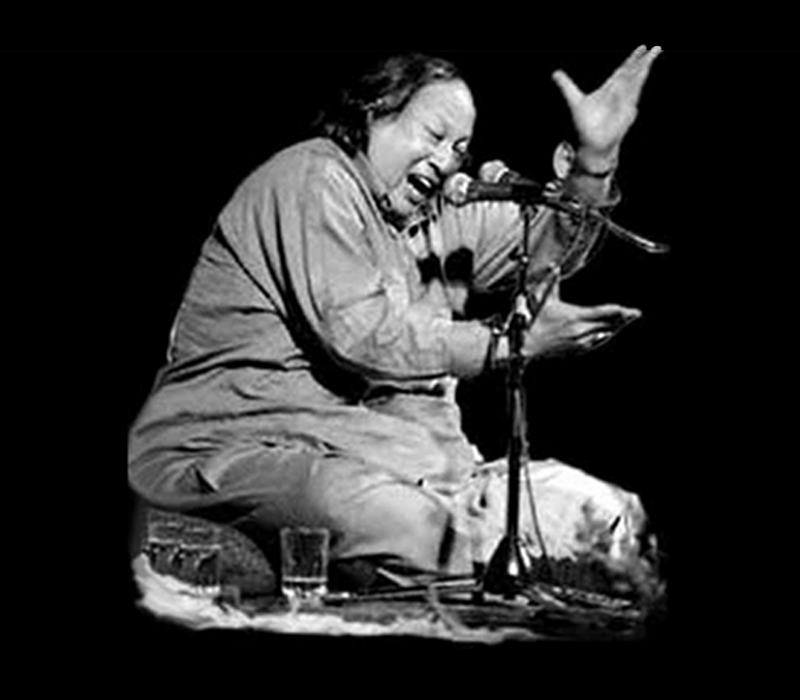 NUSRAT FATEH ALI KHAN|  INTERFAITH | THE RELIGIONS ➤➤