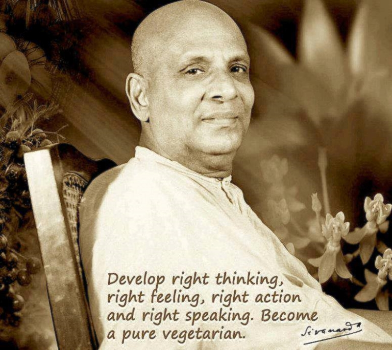 SWAMI SIVANANDA ➤➤   |   INTERFAITH | THE RELIGIONS ➤➤