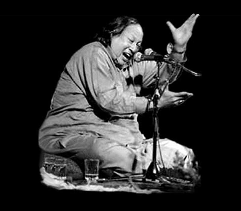 Nusrat Fateh Ali Khan | ALLAHU  ➤➤