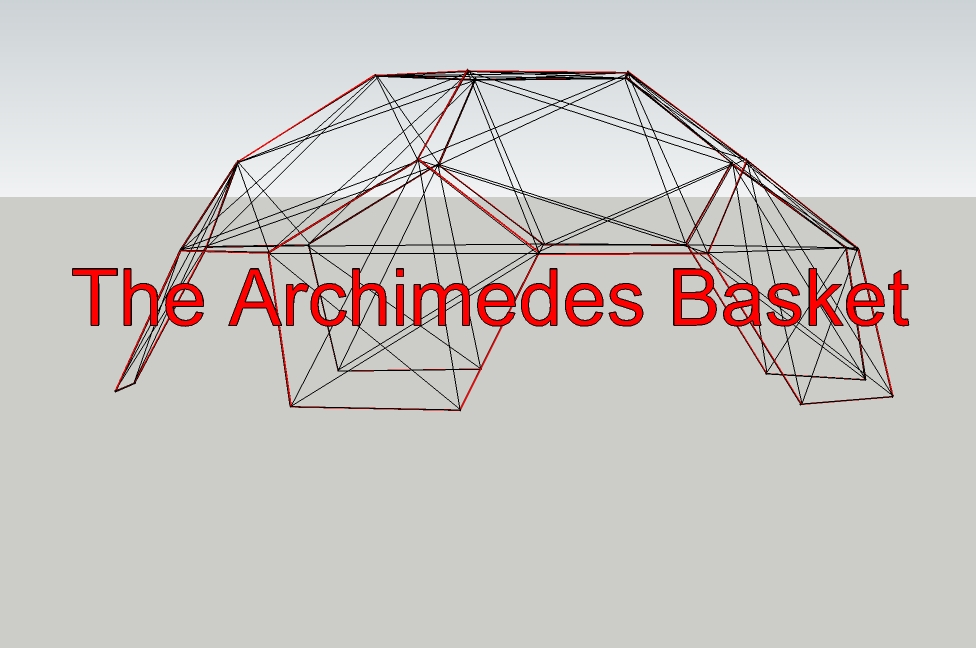 In the coming weeks and months Michael and I will be using this Tumblr blog to document the full-scale prototyping of the Archimedes Basket. Stop by regularly to see what we're up to, or check out our campaign on indiegogo