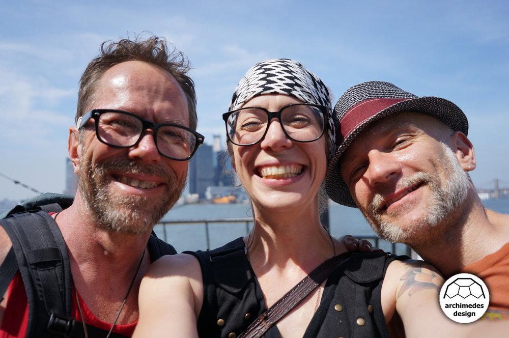 Toby, Jodi, and Michael