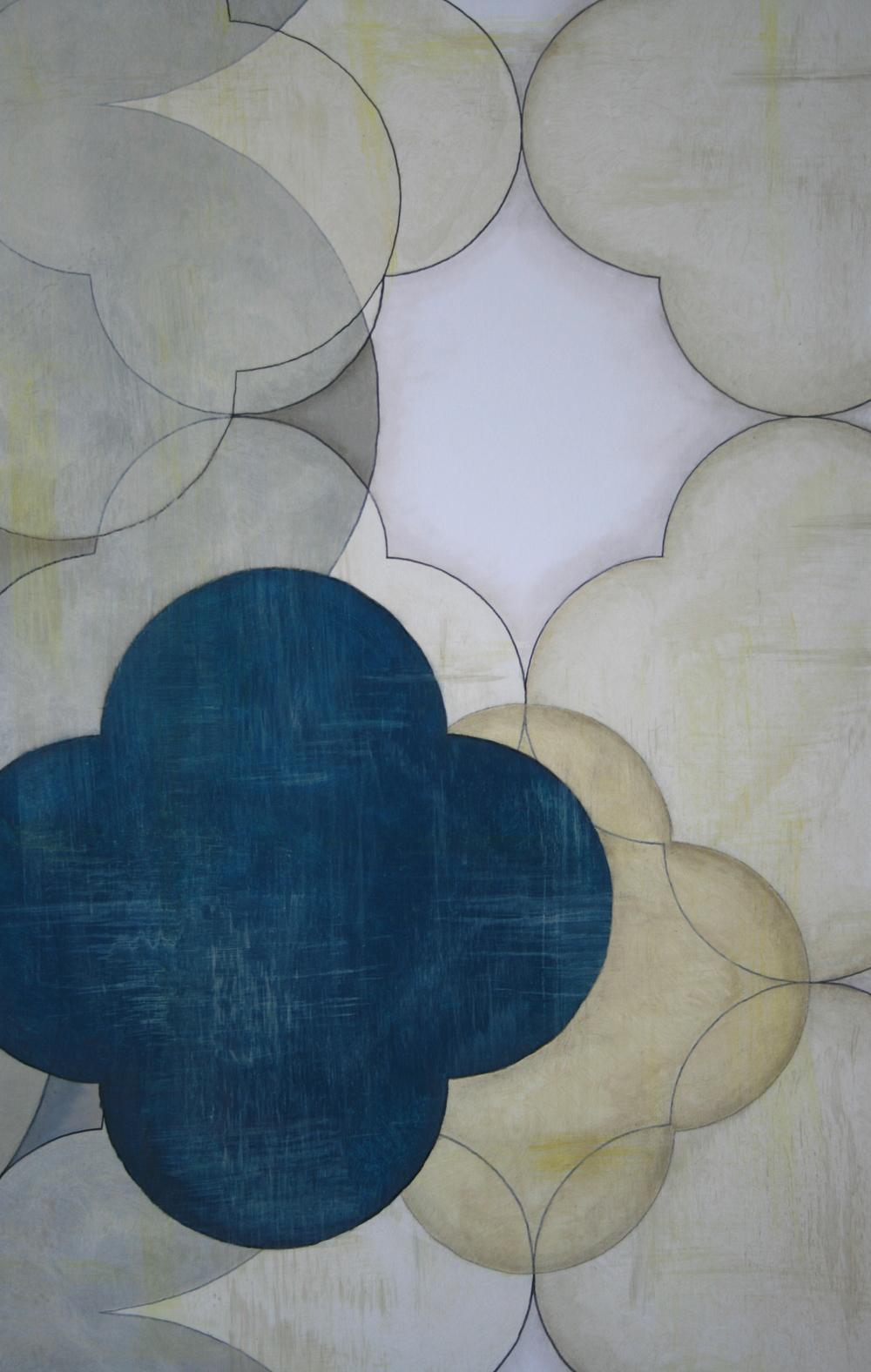 Detail of 'Quatrefoil 1' | Phillip McCaskill