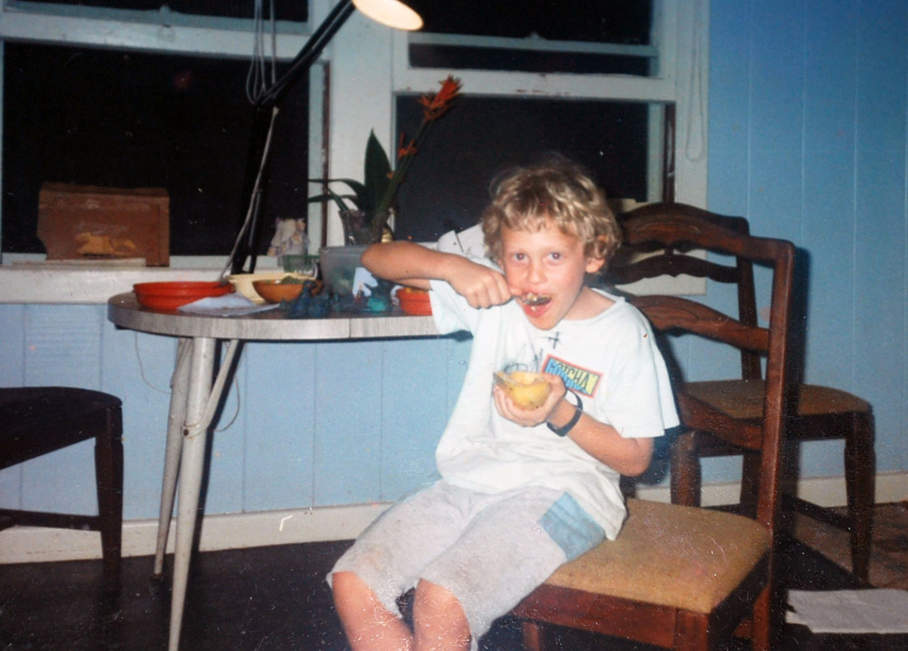 I been devouring since I was born! Here's proof!