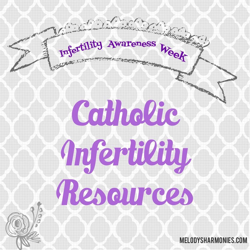 Catholic Infertility Resources