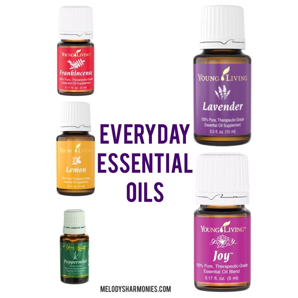 Everyday Essential Oils