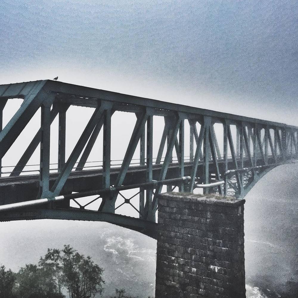 Saint John Reversing Falls Bridge