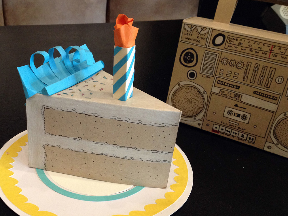 kid-president-cake-slice-paper