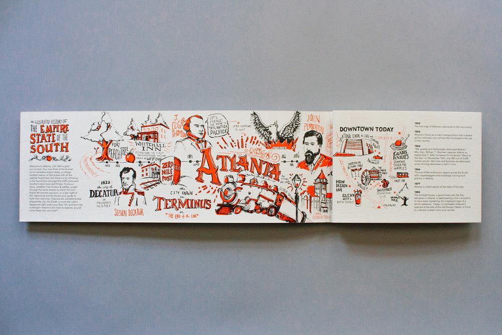 Neenah Paper Atlanta Timeline