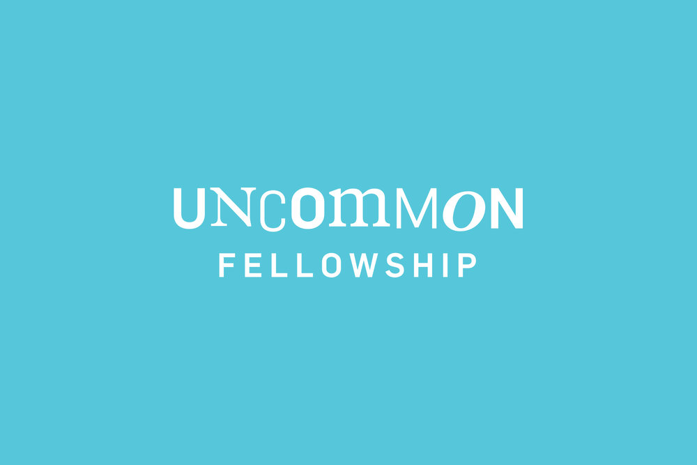 Catalyst Conference Uncommon Fellowship Logo Design