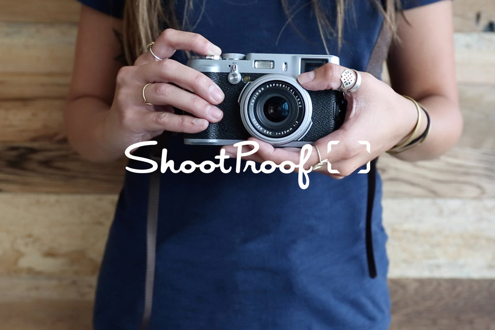 ShootProof Art Direction
