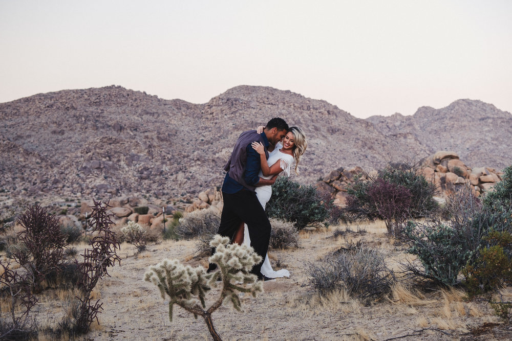 sKarlee + Jamall - Engagement Shoot, Joshua Tree CA-11.jpg