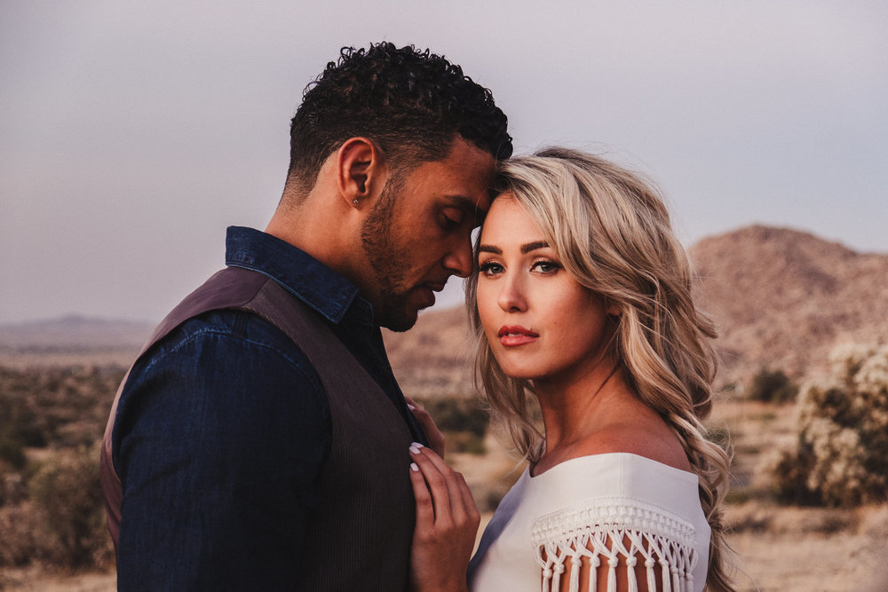 sKarlee + Jamall - Engagement Shoot, Joshua Tree CA-25.jpg