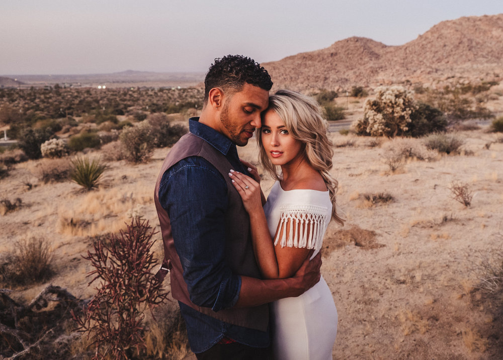 sKarlee + Jamall - Engagement Shoot, Joshua Tree CA-27.jpg