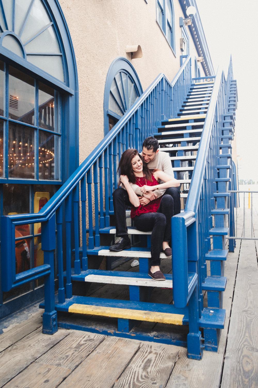 sEmily + Edward - Couple's Session, Santa Monica CA-4.jpg