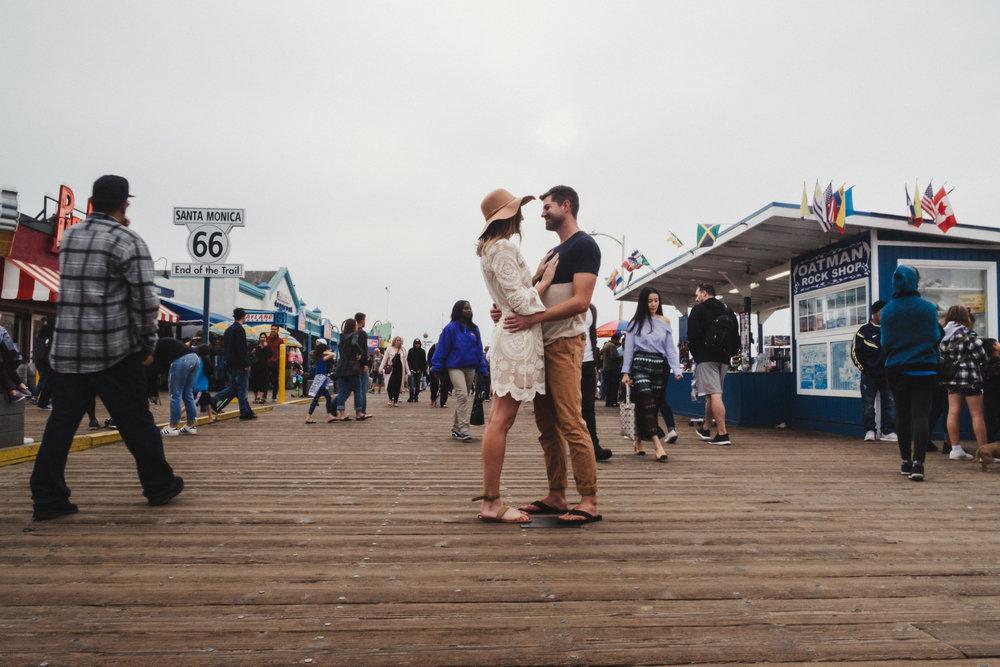 sKate + Danny - Engagement, Santa Monica-22.jpg