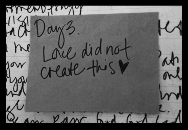 FORTY DAYS   OF AFFIRMATIONS. I write them on sticky notes and post them around my house, and also set reminders on my phone to go off throughout the day.