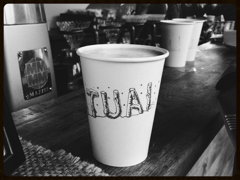 The last latte.
