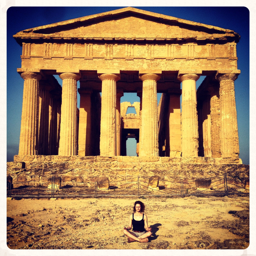 Sicily, 2013.