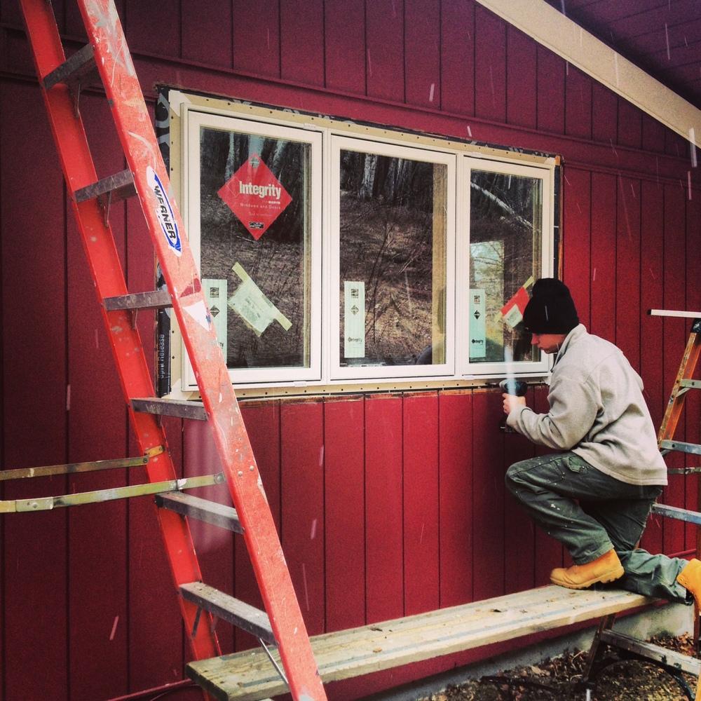 Year-round energy efficiency upgrades.