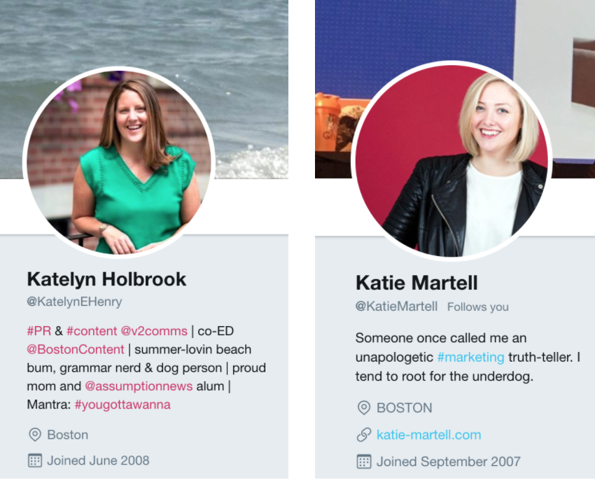 The Boston Content Executive Directors are marketers who know how to market themselves.