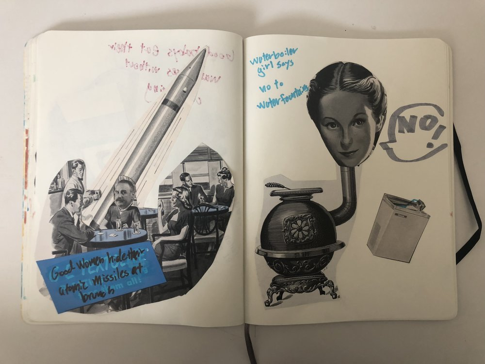 Student's Design Journal (2018)