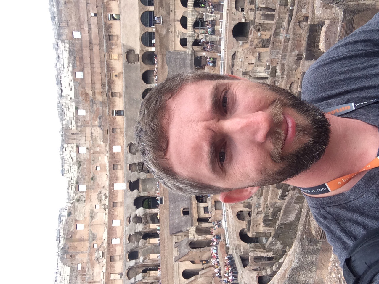 Colosseo, Holiday Beard.