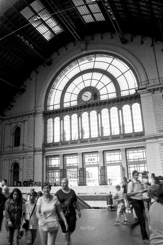 Same Train Station