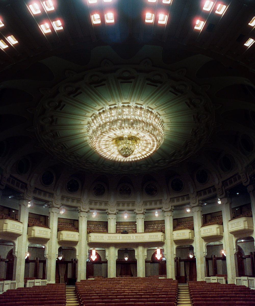 Inside of the Parliament Building. Grand indeed. (Blended photo from 2 to obtain the mix of exposure.)