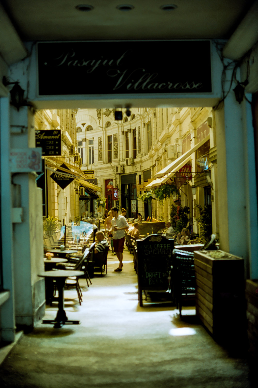 Cafe Alley Ways