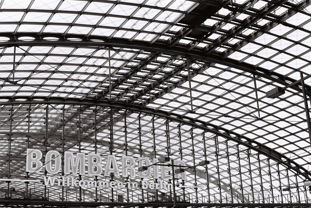 Hauptbahnhof, Berlin.