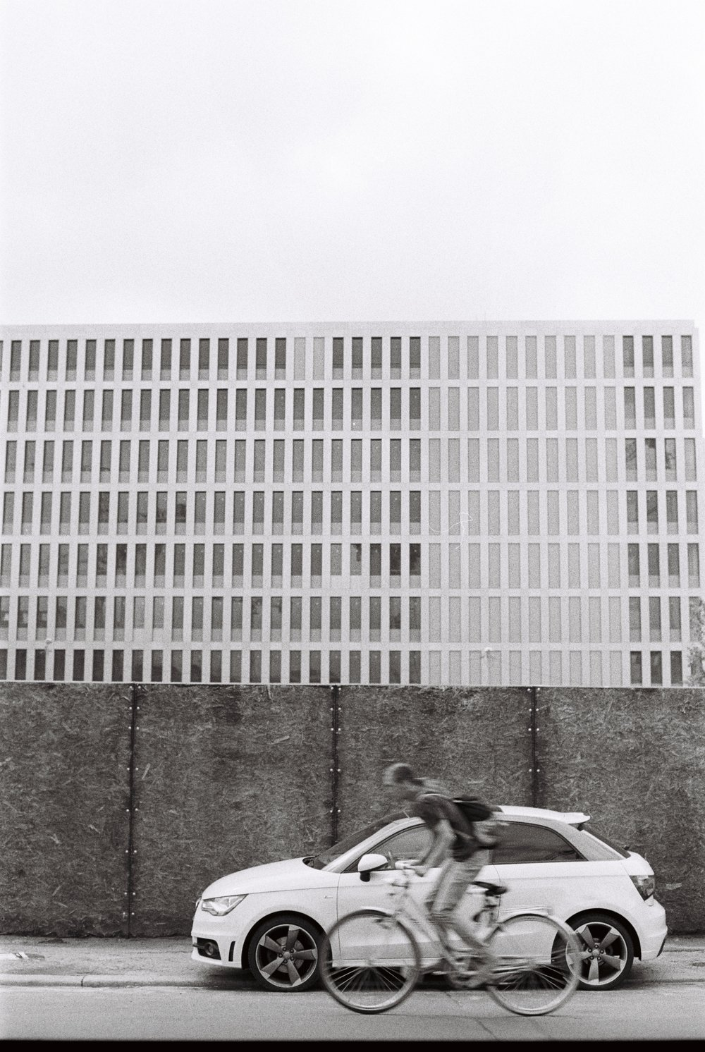 Audi, Berlin August 2015.