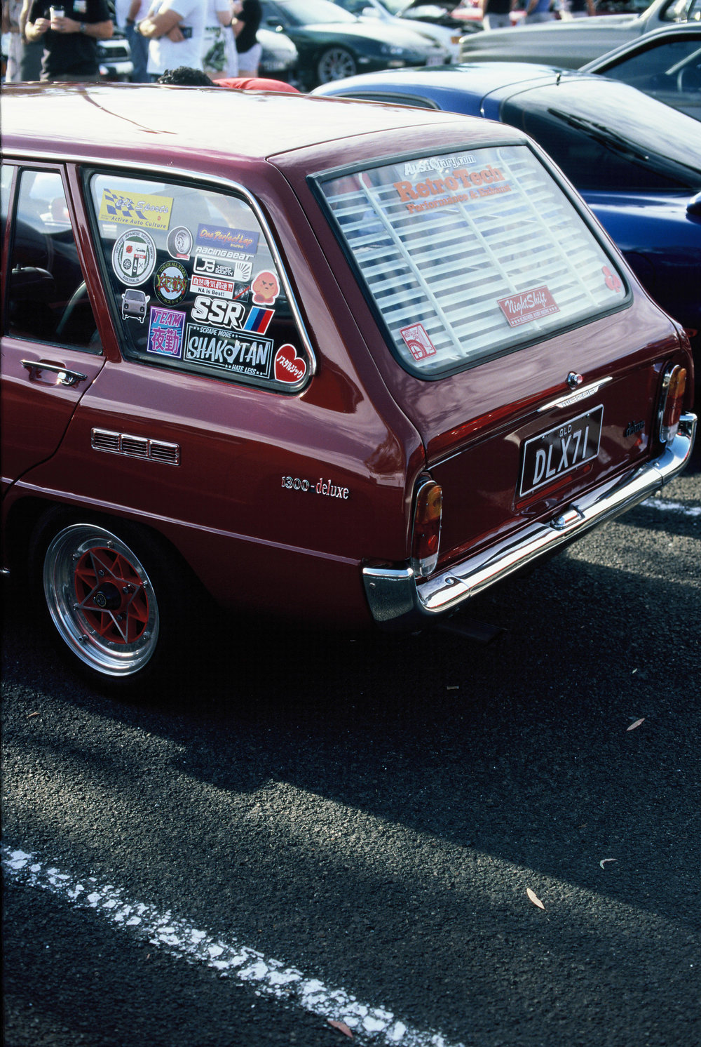 Mazda Speed.