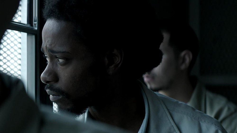 Keith Stanfield appears in Crown Heights by Matt Ruskin. Courtesy of Sundance Institute.     Ben Kutchins