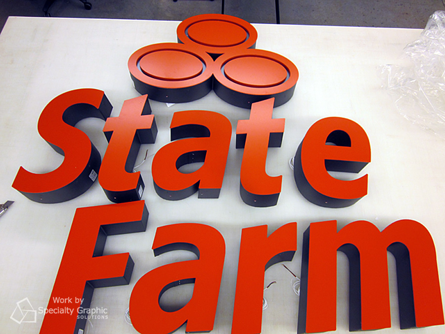 blacklit letter sign state farm.jpg
