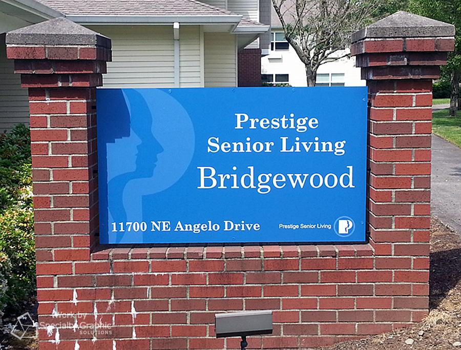 brick monument sign prestige care bridgewood.jpg