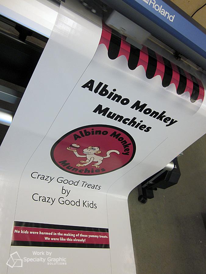 event banner sign albino monkey munchies.jpg