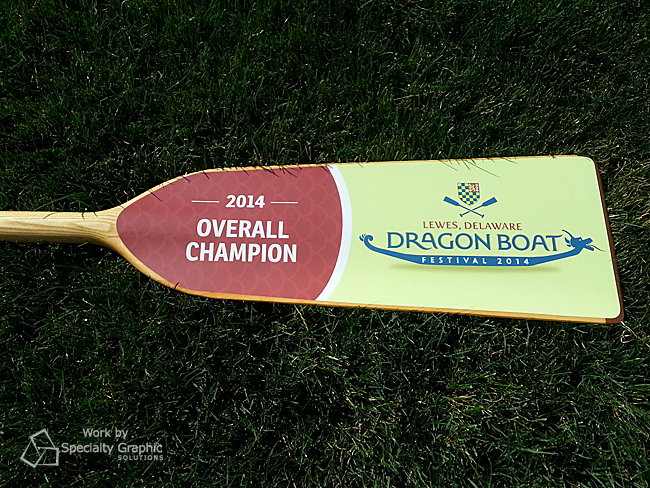 custom trophy dragon boat paddle lewes.jpg