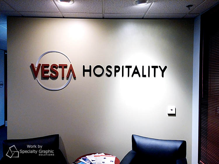 raised letter lobby sign with logo vesta vancouver wa.jpg