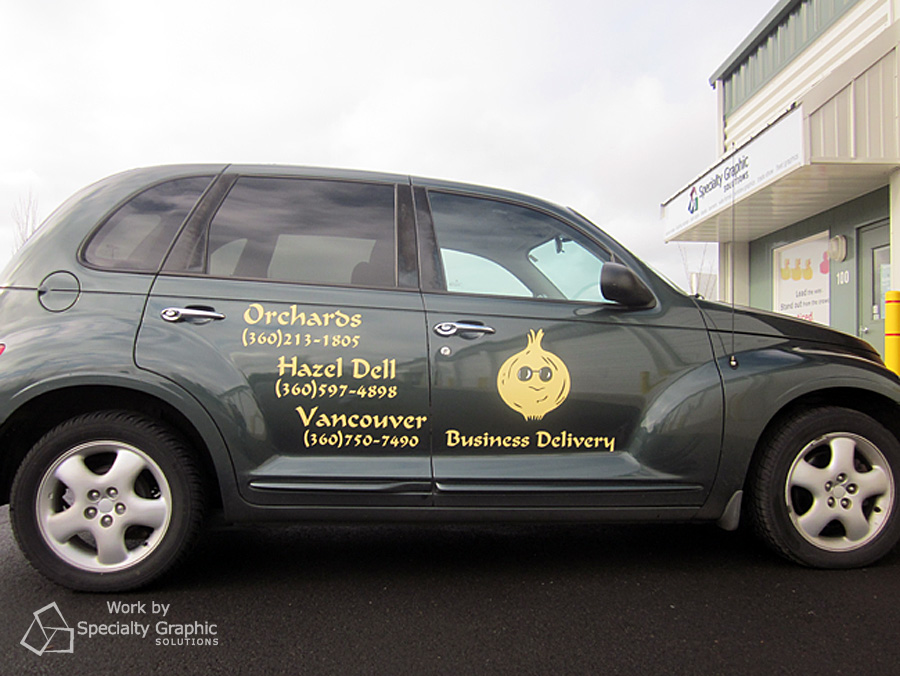 business logo on pt cruiser blind onion.jpg