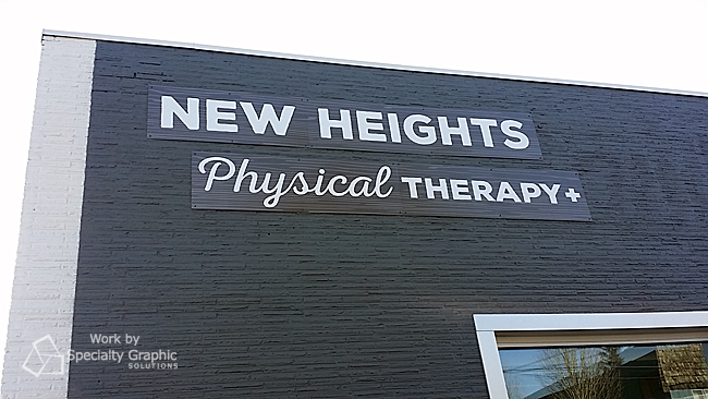 exterior building sign on brick new heights pt clackamas, or.jpg