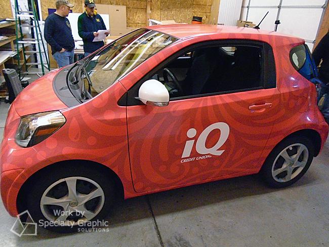 Vancouver WA car wraps