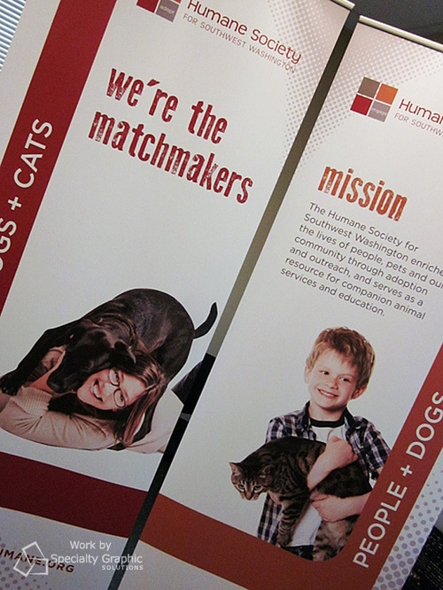 Retractable Banner Stands Vancouver WA