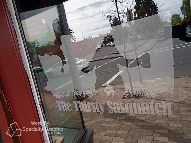 Windo Graphics for restaurants Vancouver WA