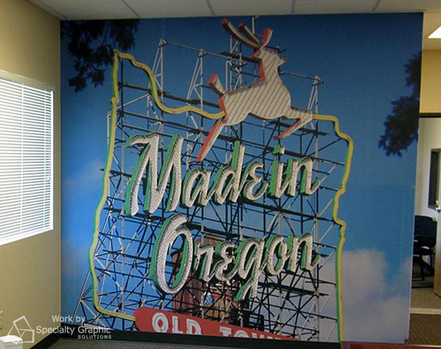 Wall Graphics Vancouver WA