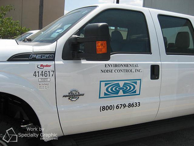 Fleet vehicle graphics Portland OR