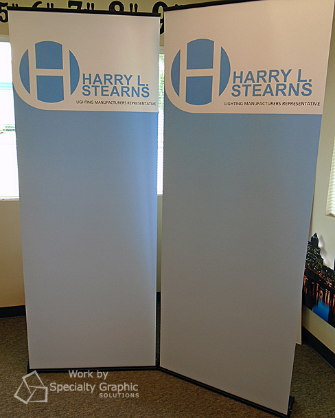 Retractable Banner for Vancouver WA