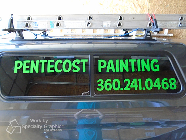 Truck Graphics add professionalism in Vancouver WA.jpg